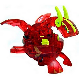 Red Bakugan